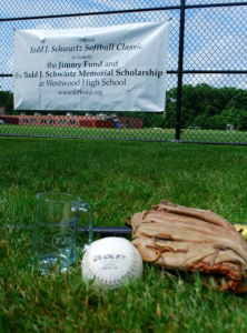 The Todd J. Schwartz Softball Classic is held every year in honor of Todd Schwartz, who passed away from cancer at the age of nineteen.