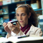 Dana-Farber's Kimberly Stegmaier, MD, is a SU2C Phil Sharp Award and Innovative Research Grant recipient.