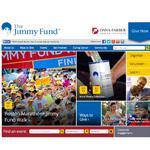 jimmy fund website