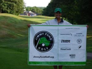 charity golf program