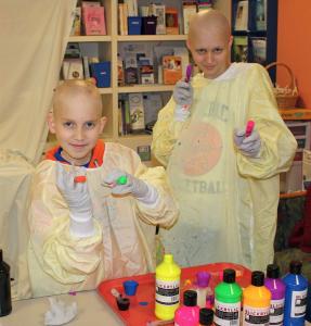 pediatric cancer survivors
