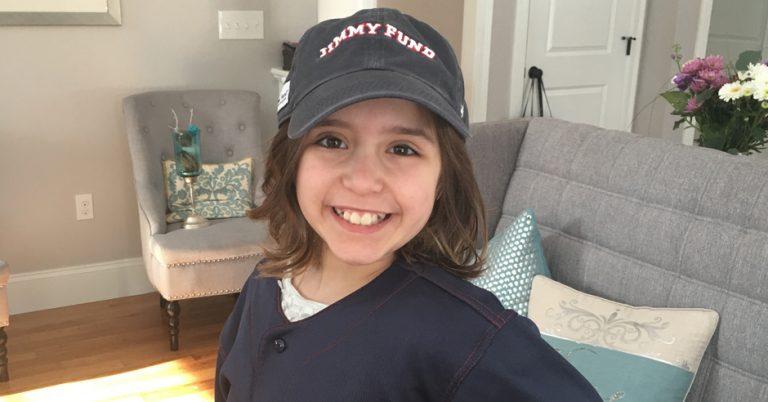 pediatric cancer patient