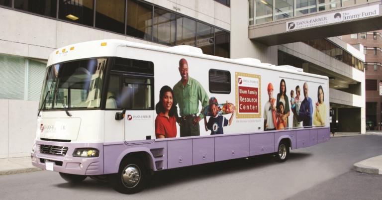 Blum Resource Van